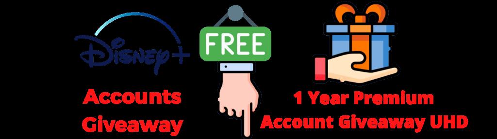 FREE Disney+ Accounts