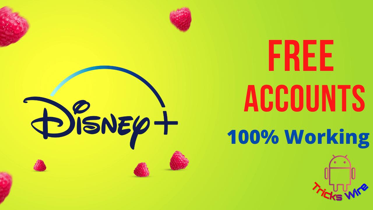 99+ FREE Disney Plus Accounts – Working Disney+ Login SEPT 2021